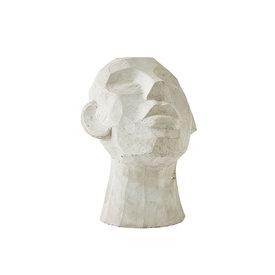 """Villa Collection Figur """"Kopf aufschauend"""" aus Zement von Villa Collection"""