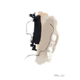 """Mia Liv Print """"Wave"""" von Mia Liv"""
