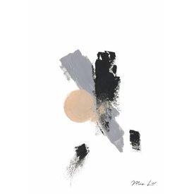 """Mia Liv Print """"Angel"""" von Mia Liv"""