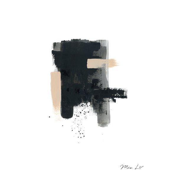 """Mia Liv Print """"Dust"""" von Mia Liv"""
