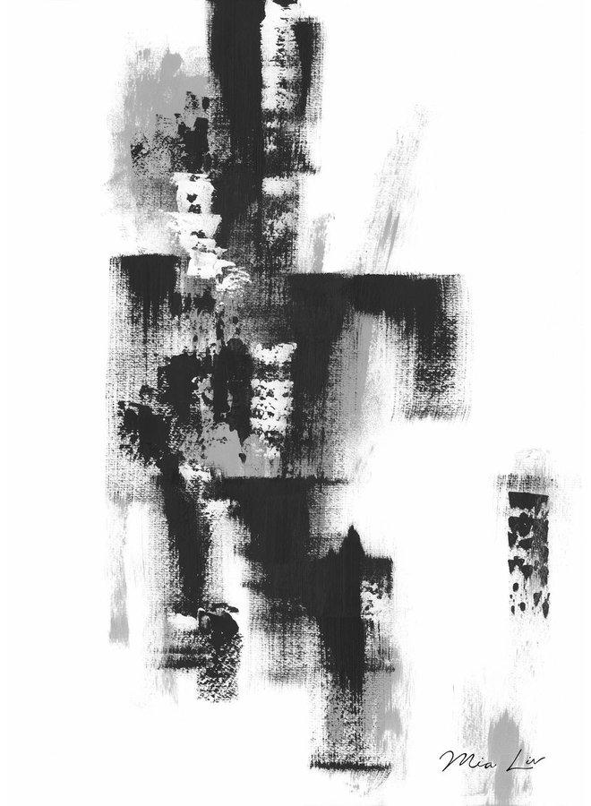 """Print """"Brush"""" von Mia Liv"""
