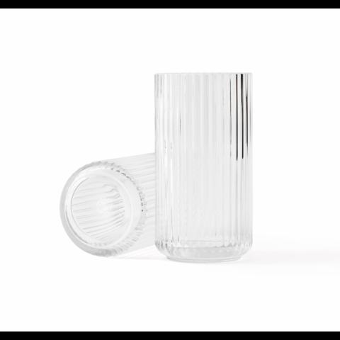 "Lyngbyvase ""Glas klar 20,5"" von Lyngby Porcelæn Danmark"