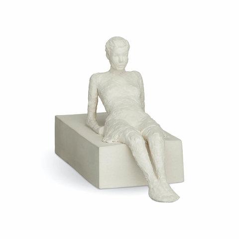 """Skulptur """"The Attentive"""" von Kähler Design"""