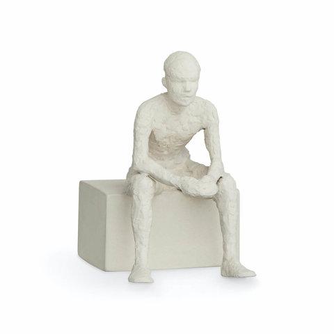 """Skulptur """"The Reflective One"""" von Kähler Design"""