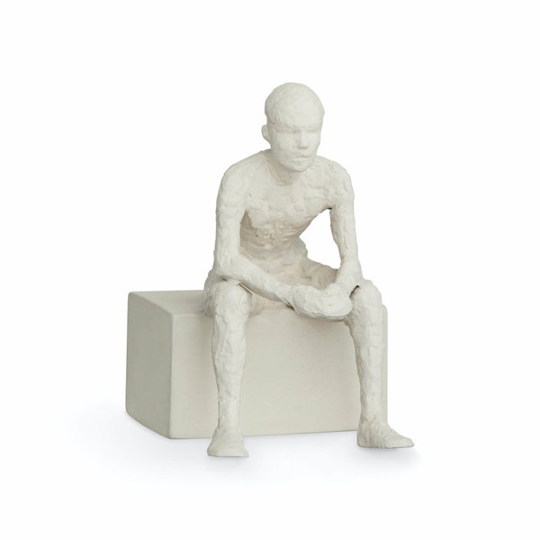"Kähler Design Skulptur ""The Reflective One"" von Kähler Design"