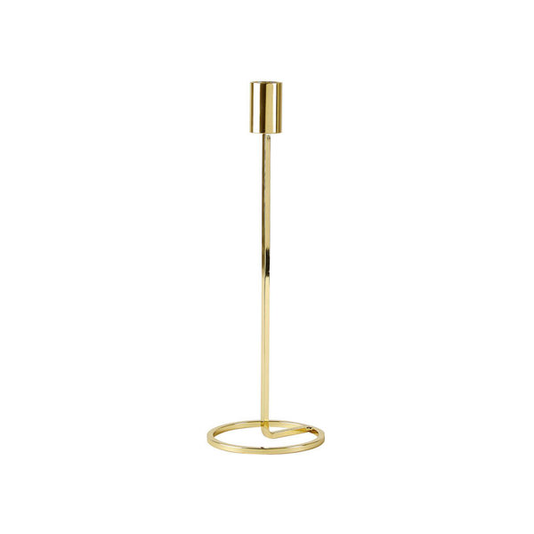 """Villa Collection Kerzenhalter """"Metall 29cm"""" in Gold von Villa Collection"""