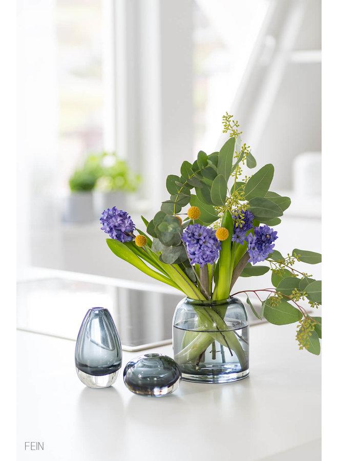 """Vase """"Blad"""" Anthrazit von A Simple Mess"""
