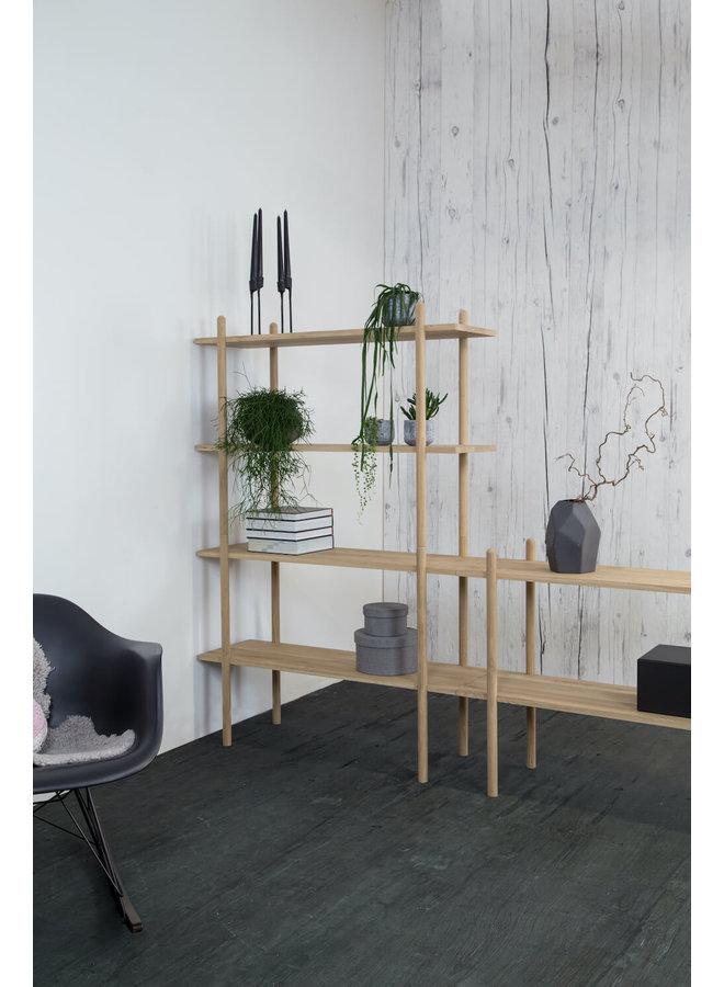 """Design-Holzregal """"STAPLA"""" von kommod"""
