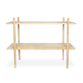 """kommod Design-Holzregal """"STAPLA"""" von kommod"""