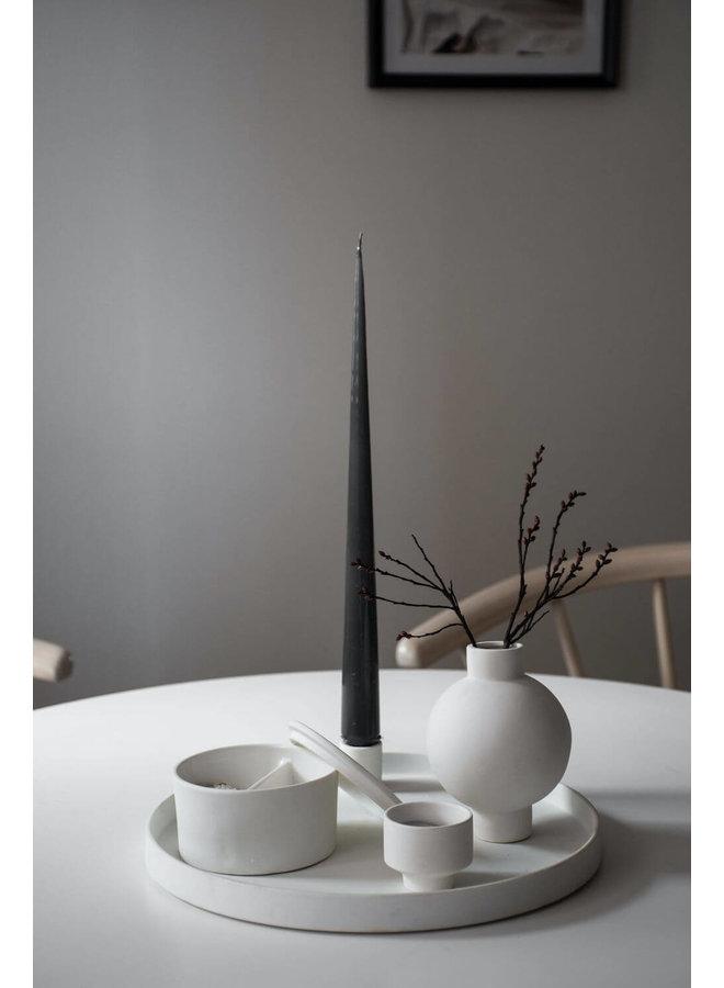 """Vase """"Vik"""" (klein) in Weiß von Storefactory"""