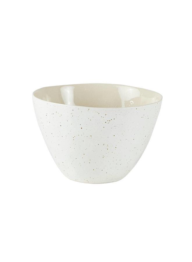 """Bowl """"Stoneware Offwhite"""" von Villa Collection"""