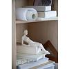 """Skulptur """"The Attentive One"""" von Kähler Design"""