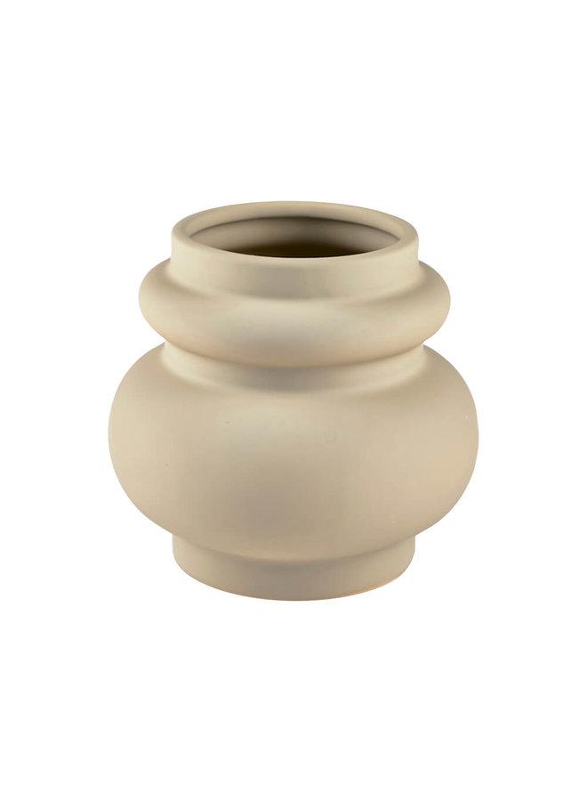 """Vase """"Dia Sand"""" von Villa Collection"""