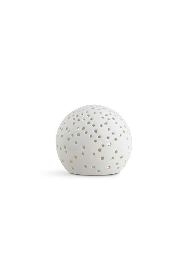 """Teelichthalter Kugel """"Nobili"""" von Kähler Design"""