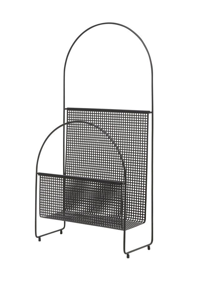 Zeitschriften- & Magazinhalter aus Metall von Ok Design