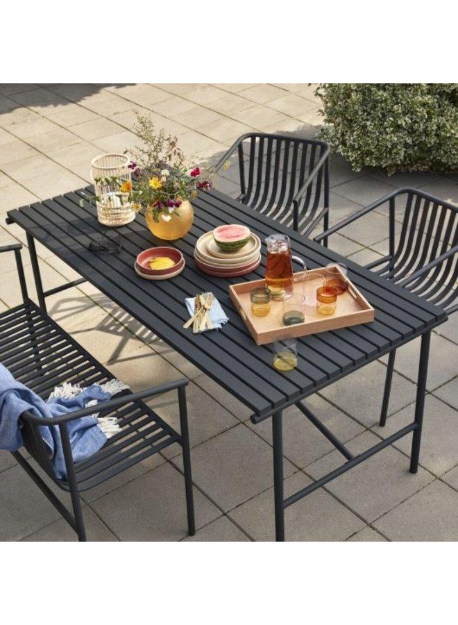 Metall Gartentisch von Hübsch Interior
