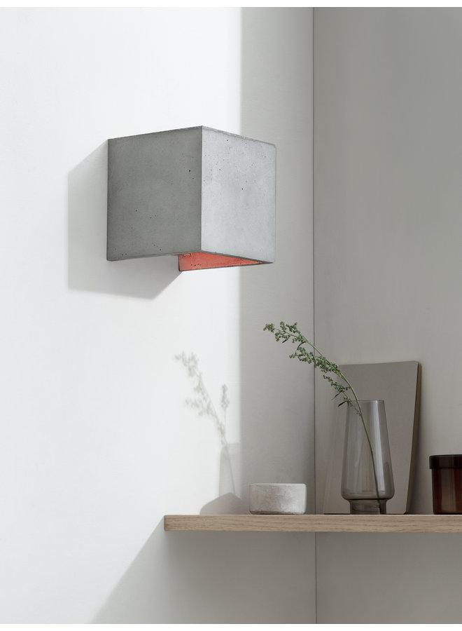 [B3] Wandlampe quadratisch von GANTlights