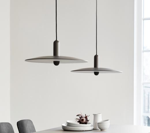 Skandinavische Lampen