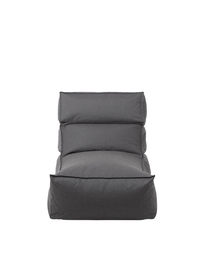 """Outdoor Lounger """"STAY """" in L"""