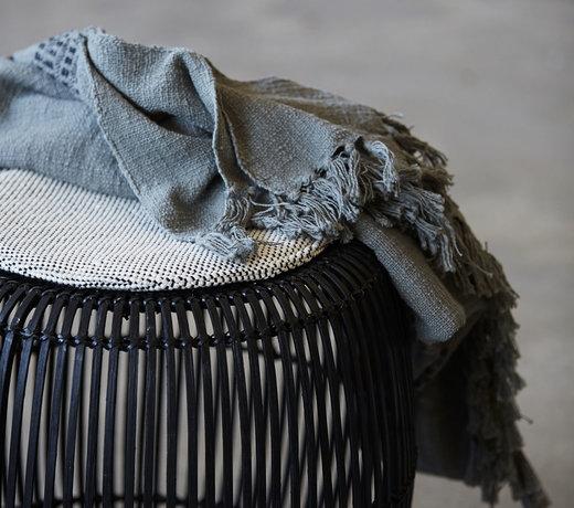 Decken & Plaids im skandinavischen Design