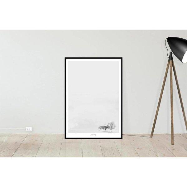 """typealive Poster """"Landscape No. 10"""" von typealive"""