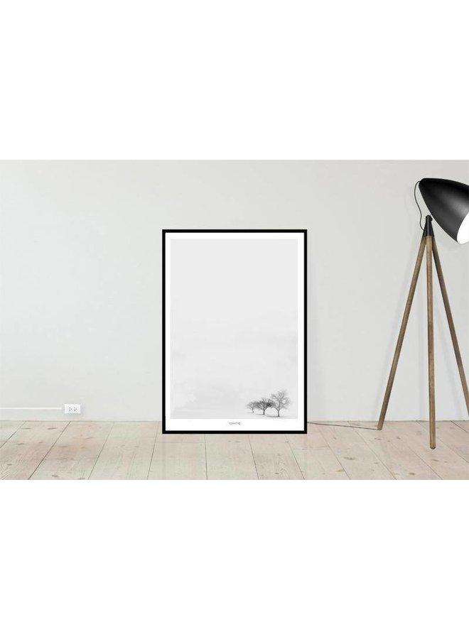 """Poster """"Landscape No. 10"""" von typealive"""