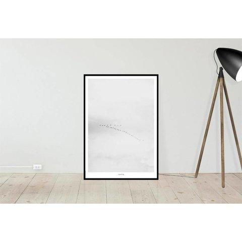 """Poster """"Landscape No. 18"""" von typealive"""