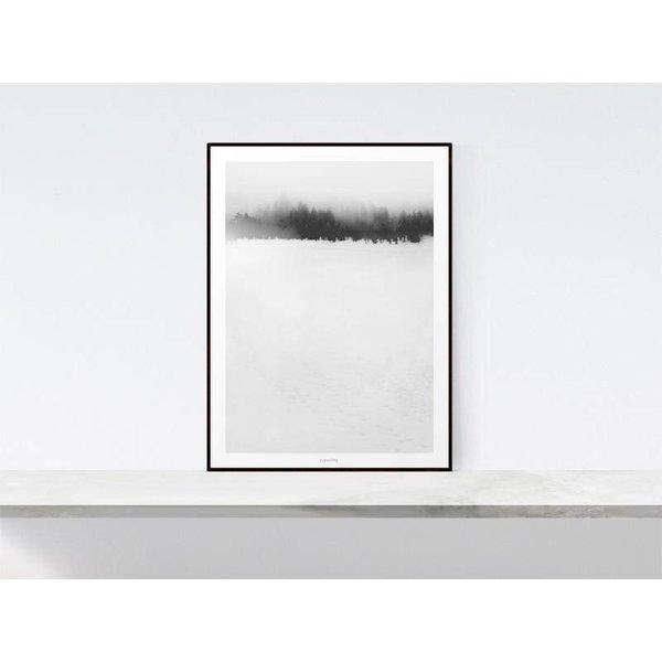 """typealive Poster """"Landscape No. 30"""" von typealive"""