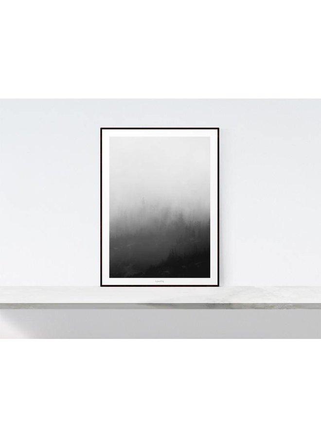"""Poster """"Landscape No. 31"""" von typalive"""