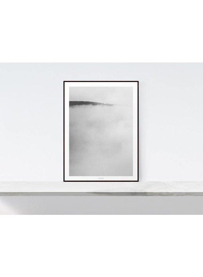 """Poster """"Landscape No. 34"""" von typealive"""