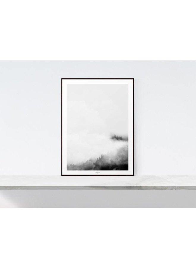 """Poster """"Landscape No. 40"""" von typealive"""