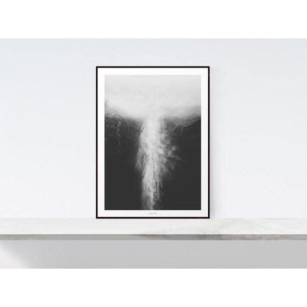 """typealive Poster """"Landscape No. 45"""" von typealive"""