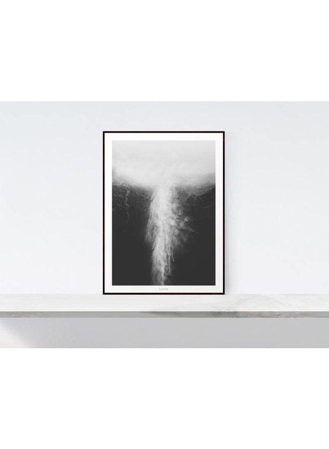 """Poster """"Landscape No. 45"""" von typealive"""