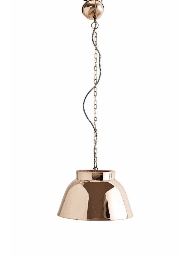 Kupferlampe von Madam Stoltz