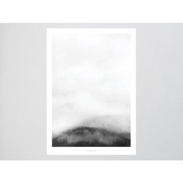 """typealive Poster """"Landscape No. 29"""" von typealive"""