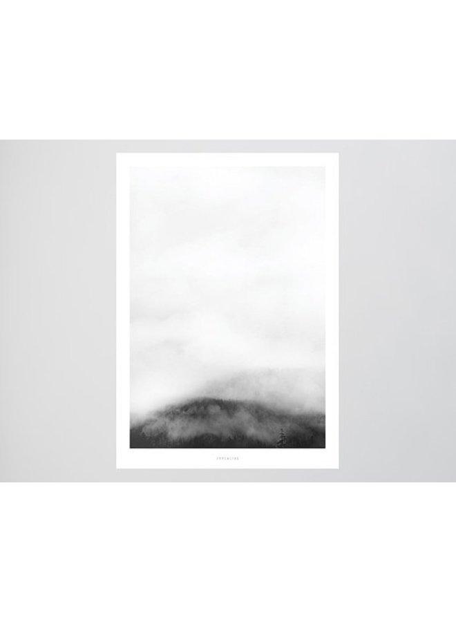 """Poster """"Landscape No. 29"""" von typealive"""