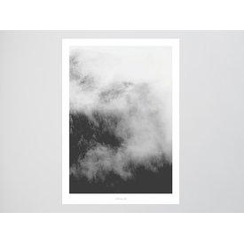 """typealive Poster """"Landscape No. 14"""" von typealive"""