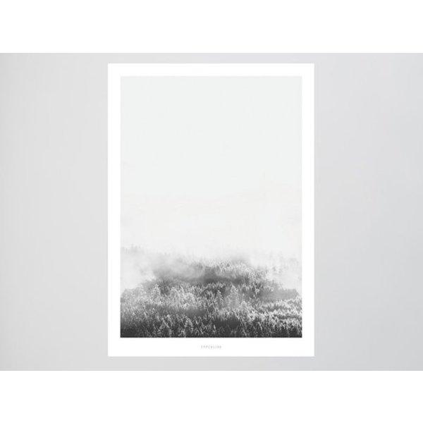"""typealive Poster """"Landscape No. 9"""" von typealive"""