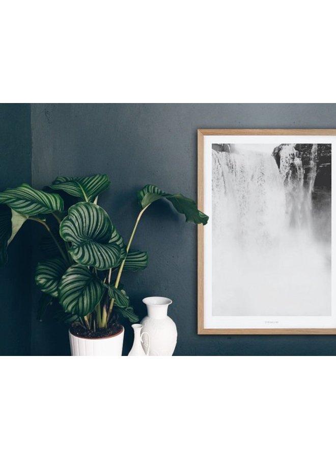"""Poster """"Landscape No. 25"""" von typealive"""