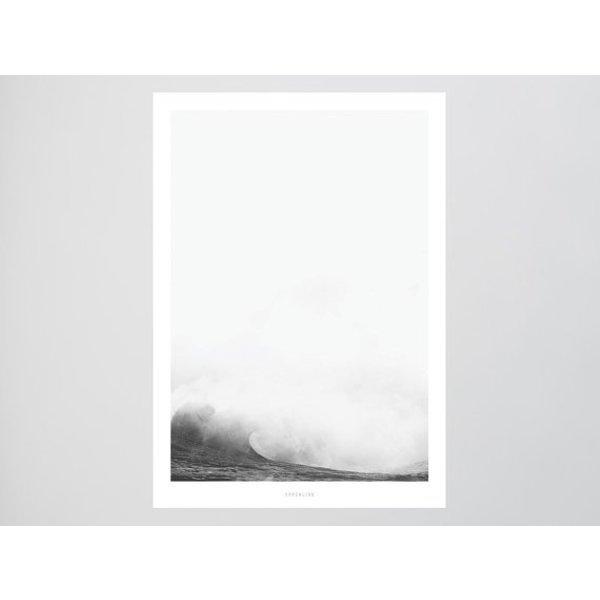 """typealive Poster """"Landscape No. 27"""" von typealive"""