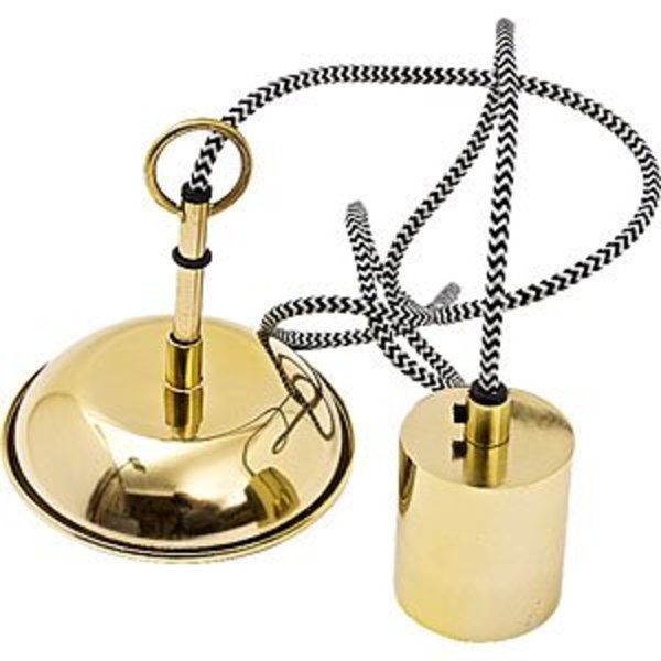 Liv interior Metalllampe Gold von Liv Interior
