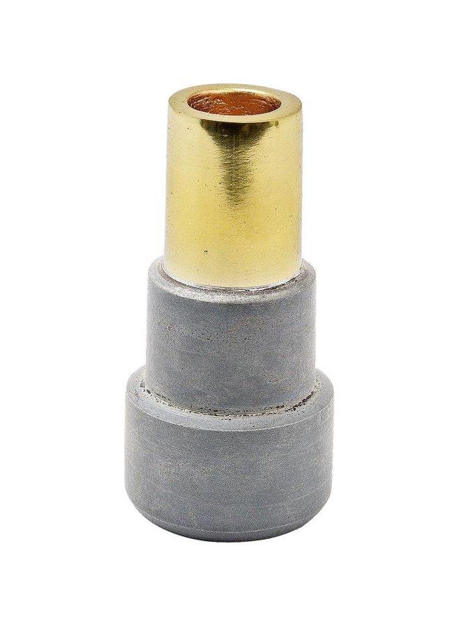 Kerzenständer gold-finish von Liv Interior