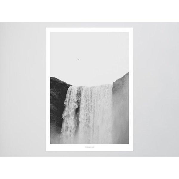"""typealive Poster """"Landscape No. 43"""" von typealive"""
