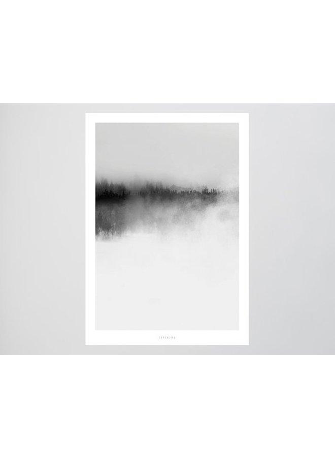 """Poster """"Landscape No. 35"""" von typealive"""