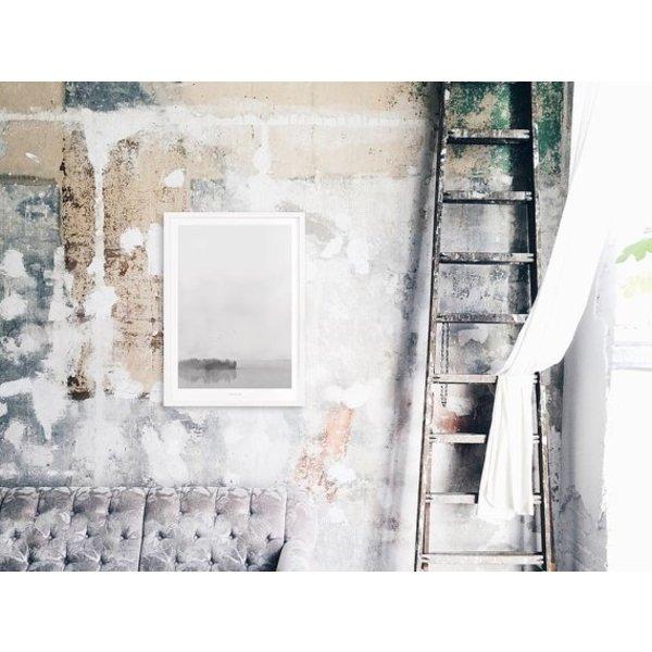 """typealive Poster """"Landscape No. 24"""" von typealive"""