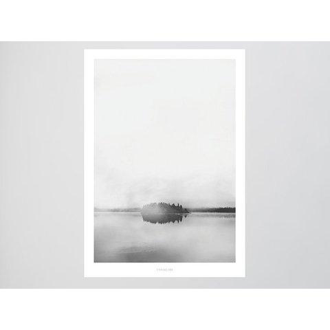 """Poster """"Landscape No. 12"""" von typealive"""