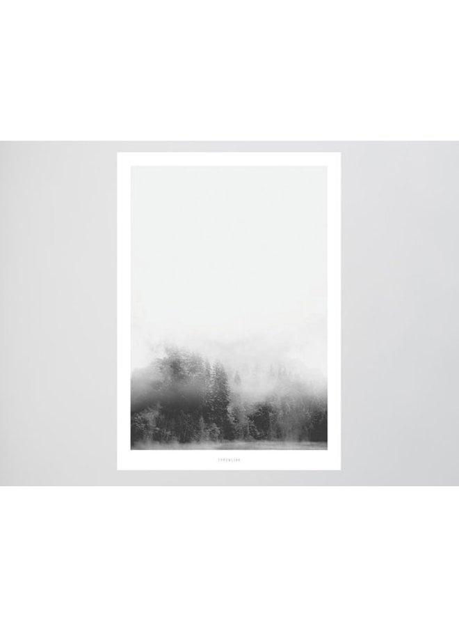 """Poster """"Landscape No. 11"""" von typealive"""