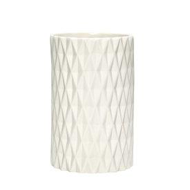 Hübsch Interior Vase mit Muster von Hübsch Interior