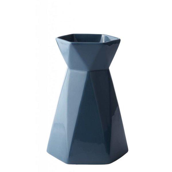 bovictus - KJ Collection Vase Petrol von bovictus