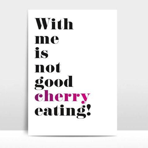 """Bild """"Cherry"""" von Amy&Kurt"""
